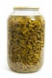 Zelené fazolové lusky 1000
