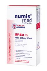 NUMIS MED UREA Pleťový  &  tělový gel s ureou 5% 200 ml