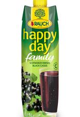 Happy Day Family černý rybíz 1 l