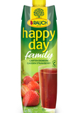 Happy Day Family jahoda 1 l