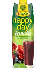 Happy Day Family červený multivitamín 1 l