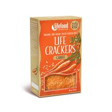 Life crackers Mrkvánky 80 g