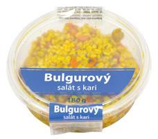 Bulgurový salát s kari 180 g