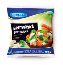 Nowaco Zeleninová zmes Bretanská 15 x 350 g
