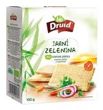 Jarná zelenina BIO krehké plátky DRUID 100 g