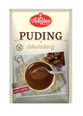 Puding čokoládový bez lepku 40 g