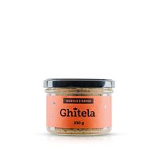 Ghitela® 230 g mandle & káva