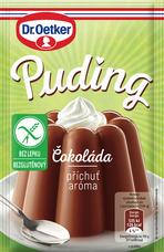 Puding aróma Čokoláda bezgluténový 46 g