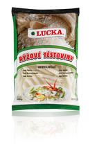 Rýžové těstoviny bezlepkové LUCKA 300 g – PENNE