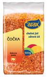 ARAX Čočka červená půlená 500 g