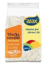ARAX Rýžové vločky, instantní 300 g