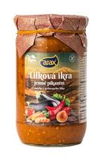 ARAX Lilková ikra, jemně pikantní 380 g