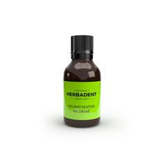 HERBADENT bylinný roztok 25 ml