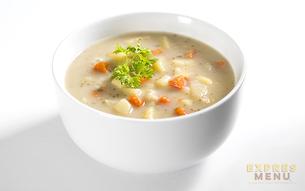 Bramborová polévka Expres Menu