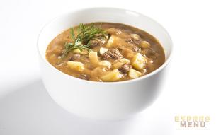 Gulášová polévka Expres Menu