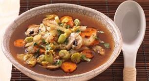Zeleninové kyselo s chilli