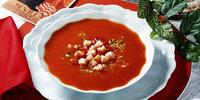 Gazpacho - studená španělská zeleninová polévka
