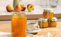 Hruškovo-jablečný džem s karamelem