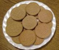 Perníkové sušenky bez lepku